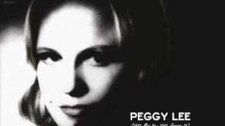 Peggy Lee - Why don