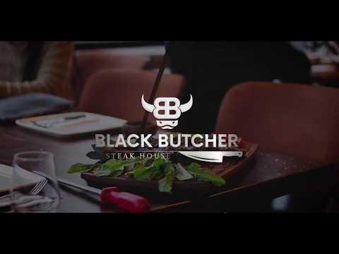BLACK BUTCHER STEAK HOUSE TANITIM FİLMİ (TUNALI HİLMİ CADDESİ)