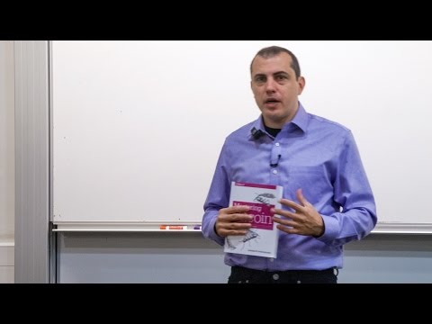 """Andreas M. Antonopoulos: """"Consensus Algorithms, Blockchain Technology and Bitcoin"""" [UCL]"""