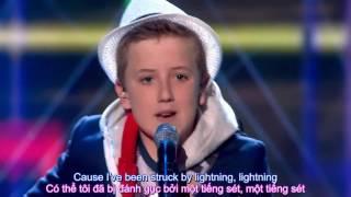 (Engsub & Vietsub) Lightning phần 2 của ca sĩ nhí 12 tuổi - Henry Gallagher