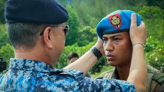 Majlis Penutup Kursus Komando TUDM Siri 25/2018