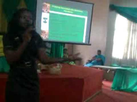 Helen Okpala's Conference Paper Presentation