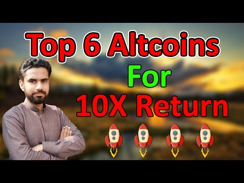 Top 6 Altcoins For FEBRUARY 2021 | Best Cryptocurrency 2021