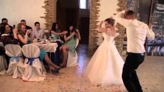 Самый лучший свадебный танец -  IOWA Одно и то же - 15.08.2015