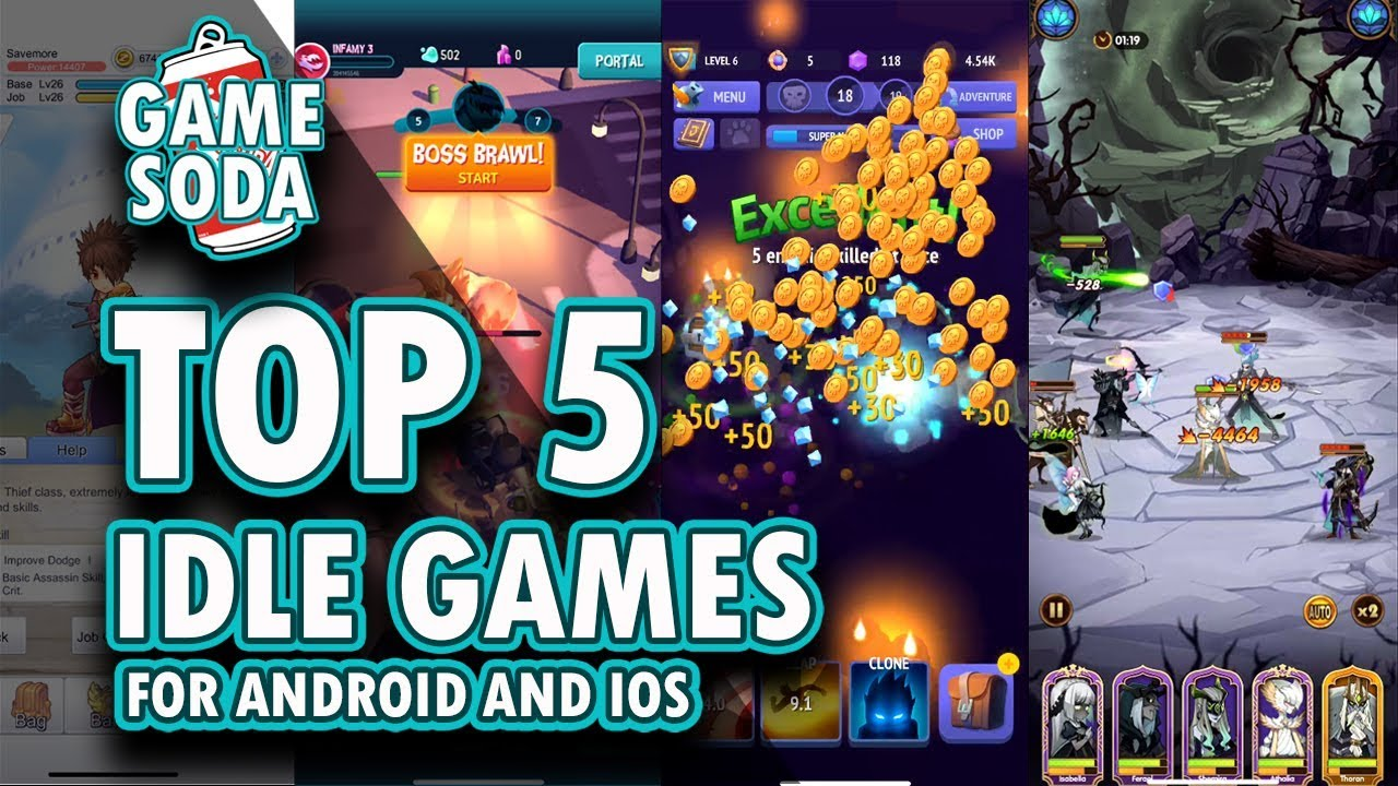 Best Idle Games 2020.Top 5 Best Idle Games For Android Ios