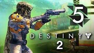 Прохождение Destiny 2 - Зачистка планеты Титан! #5