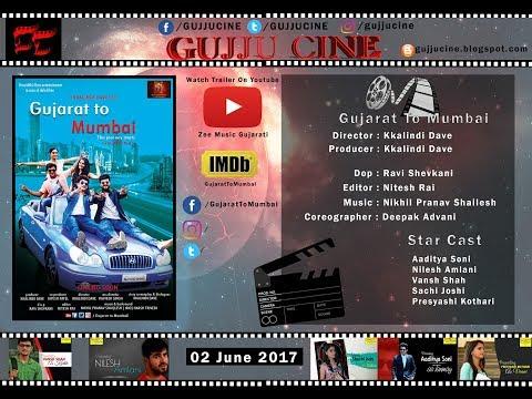 Gujarat To Mumbai   Urban Gujarati Movie   Interview GUJJU CINE