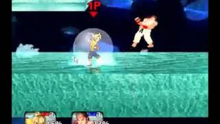 Unholy Crusade: a Super Smash Bros. Crusade 0.8 Combo Video