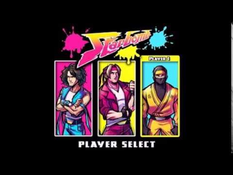 SB: Player Select Full Album [Nightcore Version]