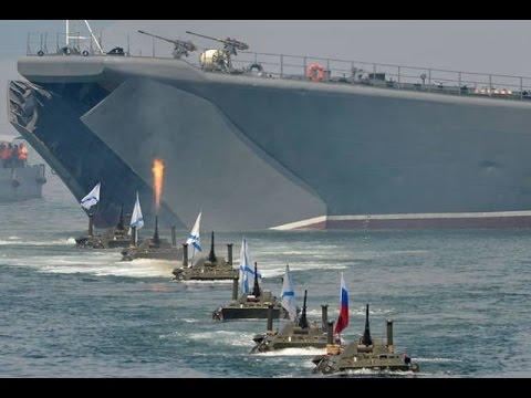 รัสเซียทำการซ้อมรบเพื่อแสดงพละกำลังทางทหาร