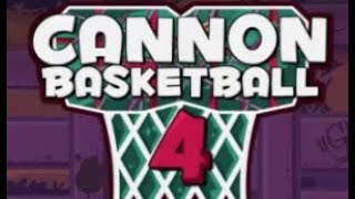 Cannon Basketball 4 Walkthrough