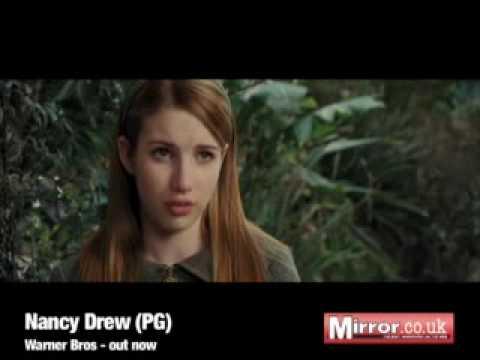 Nancy Drew star Emma Roberts interviewed