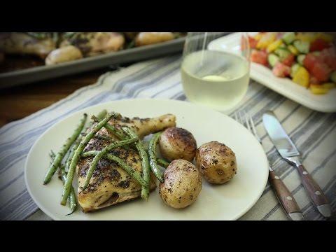 How to Make Greek Lemon Chicken and Potato Bake | Chicken Recipes | Allrecipes.com