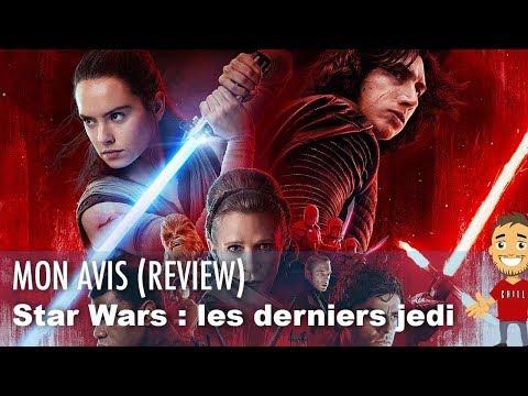 """Mon avis sur """"Star Wars : Les derniers Jedi"""" le renouveau de la saga ?"""
