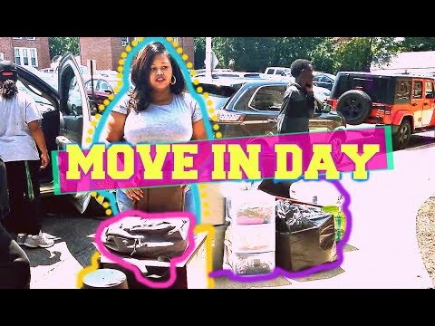 VSU MOVE IN DAY | Cousin Edition