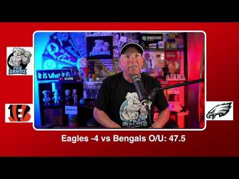 Philadelphia Eagles vs Cincinnati Bengals NFL Pick and Prediction 9/27/20 Week 3 NFL Betting Tips