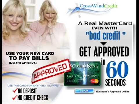 Guaranteed Credit Cards