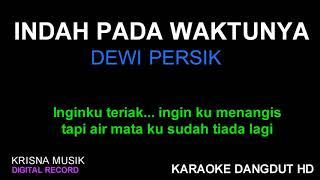 Download lagu INDAH PADA WAKTUNYA KARAOKE DANGDUT KOPLO HD MP3