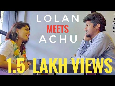 Lolan meets Achu | Thera Para Season 1 Episode 20 | Karikku Mini web series #Love #saniya #sabareesh