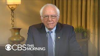 "Bernie Sanders Says U.s. Is Already A ""socialist Society"" Under Trump"