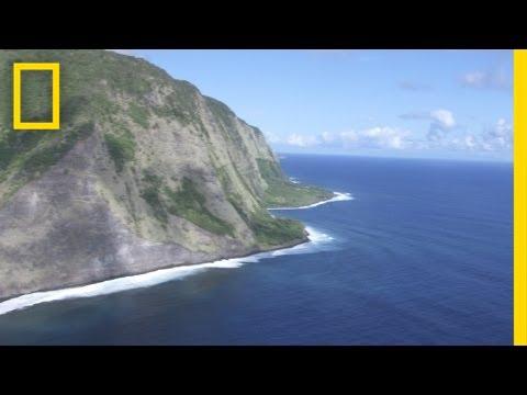 Wings, Water, Wind Created Hawaii