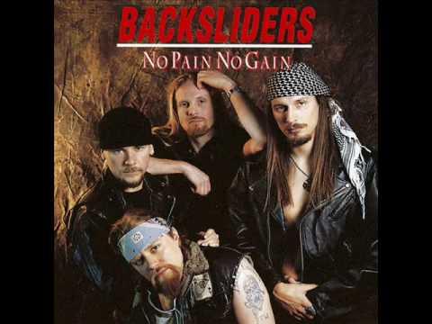 Backsliders - Rollin' Dynamite