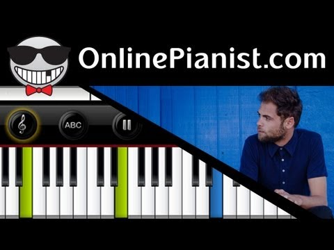 Passenger - Let Her Go - Piano Tutorial - How to play