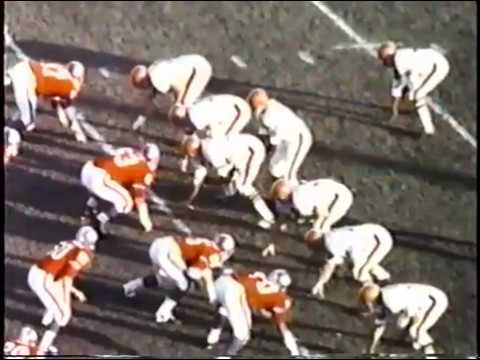 1970 Browns at Broncos Game 14