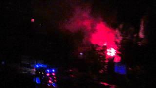 Пожар в летнем кафе возле универсама Черниговский(Автор видео Максим Коваленко., 2014-08-13T12:54:46.000Z)