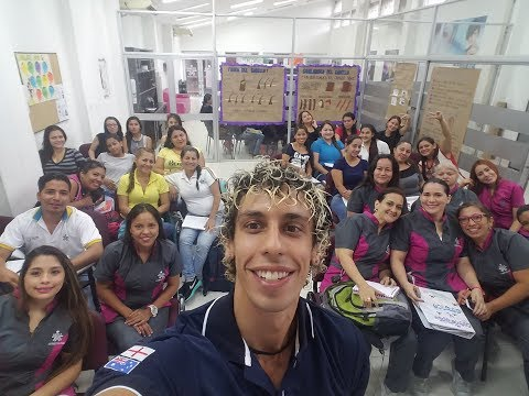 Cúcuta Colombia SENA - Health, Fitness and the Power of the Mind