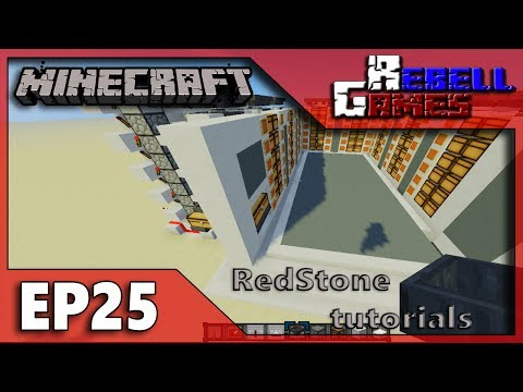 Minecraft 1.12: Advanced sorting system