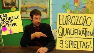 Sportwetten Länderspiele | EM Quali 2020 Prognosen Tschechien- Kosovo.. & 6 Fußballwetten | 13.11.19