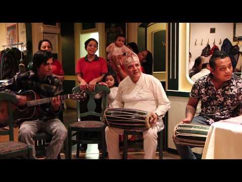 Musik im Restaurant Kathmandu Nepal in Salzburg