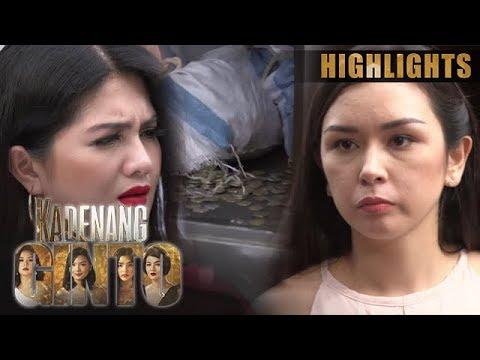 Romina, ibinalik ng barya ang pera ni Daniela | Kadenang Ginto (With Eng Subs)