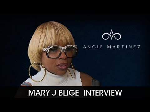 Mary J. Blige Talks Public Divorce, Hillary Clinton, Bday w/