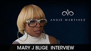 Mary J. Blige Talks Public Divorce, Hillary Clinton, Bday w/ Puffy & Cassie +More! FULL INTERVIEW