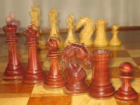 The Amazing 1963-1966 Piatigorsky Cup Reproduction Chess Set