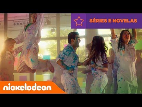Kallys Mashup   Unísono  Brasil  Nickelodeon em Português
