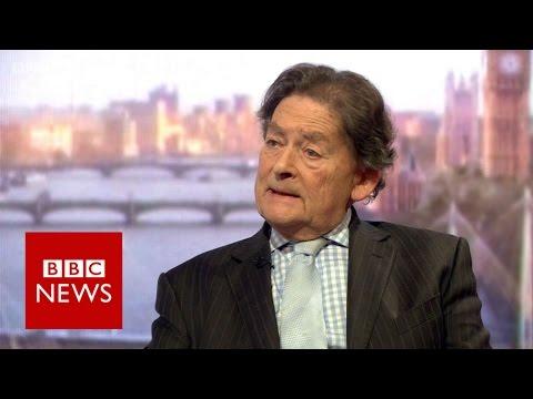 Lord Lawson: Single market