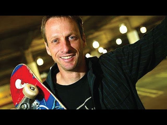 Tony Hawk | Build a Brand Around Doing Your Own Thing