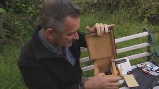 Filming With Wildlife Boxes With Nigel Marven | Eden Shorts