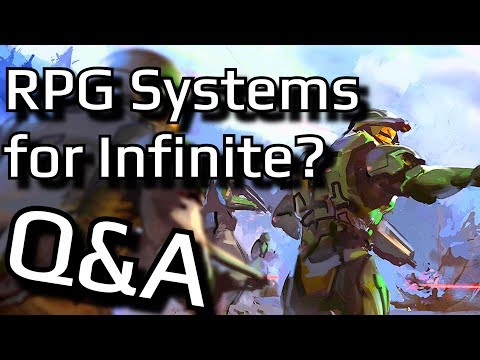 "Will Infinite have RPG systems, could ancient humans be the ""new Forerunners"" and more! 