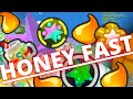 How to get honey FAST *Tips and Tricks* | Roblox Bee Swarm Simulator