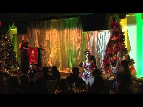 Toronto Event Auctioneers at the Yukon Hospital Foundation Alkan Air Grand Ball