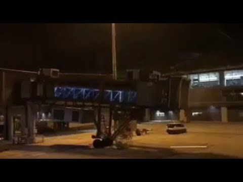 Ghost Passengers at Phuket International Airport Gate 206