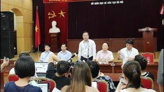VTC14 | Đình chỉ 30 ngày thầy giáo làm lọt đề thi lớp 10 ở Hà Nội