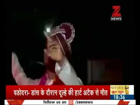 Vadodara: Groom dies of heart attack while dancing during wedding procession