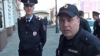 Военные против Путина. Офицера вооруженных сил задержали за пикет против Путина