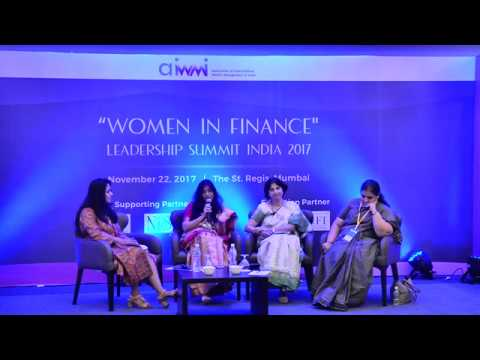 Women in Finance Leadership Summit: Panel Discussion- Time to address the mid-career conflict