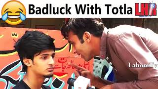 Best Shahmeer Abbas Official Prank with Totla in Pakistan|Lahore TV Pranks | India | Pakistan